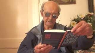 Willem Aantjes leest het gedicht 'De buit' van Geerten Gossaert