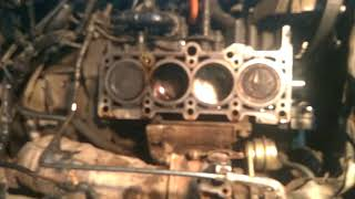 Шкода 1,8л турбо: Троит двигатель , уходит антифриз , пропуски зажигания, в масле антифриз,