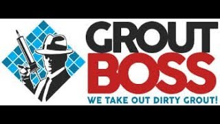 The Grout Boss
