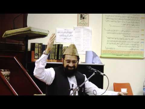 Maulana Munir Qasim - Hazrat Eesa AS Jesus - 2013 - Halifax Urdu