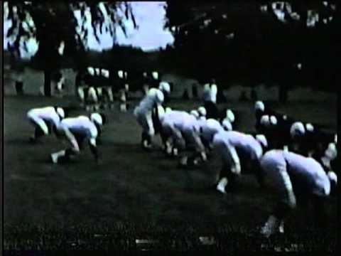 Baltimore Colts Training Camp 1960s