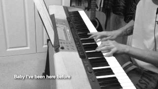Hallelujah -  Jeff Buckley - Piano Acoustic Instrumental
