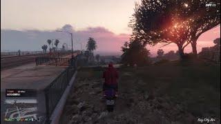 GtaV cool landing