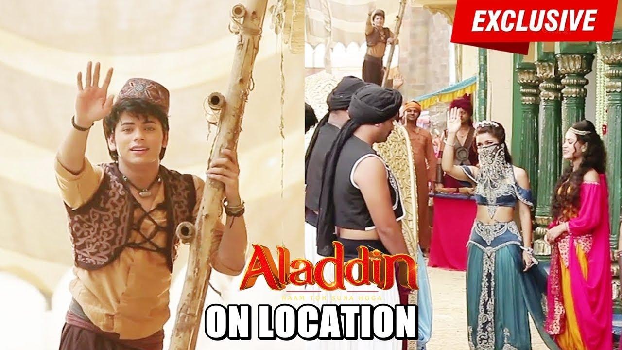 Aladdin Naam Toh Suna Hoga | On Location | SAB TV