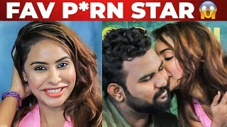 Sri Reddy's Favourite P*RN STAR Revealed by Vj Ashiq | Rapid Fire Segment | NPA 44