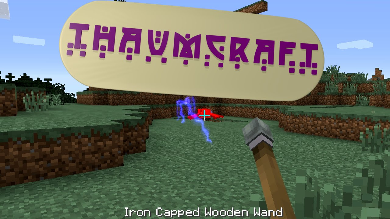 how to make a lightning wand in thaumcraft