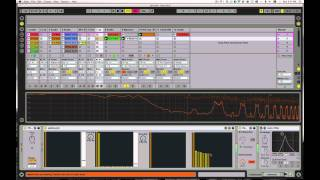 Ableton live, Nyquist-Shannon theorem, sampling rates, aliasing & talking (Skrillex) dubstep bass