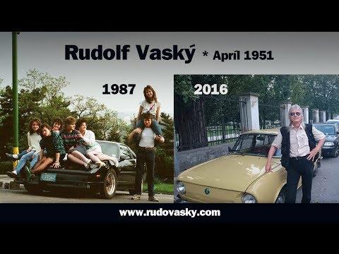 Rudolf Vaský má meniny a narodeniny - 67 rokov! Takže tak!