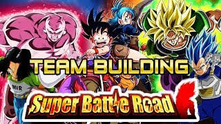 THE NEW CATEGORY SBR [STAGES 21-30] TEAM BUILDING GUIDE! | Dragon Ball Z Dokkan Battle