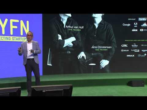 Keynote | Michiel Frackers (CRO Europe, Jaunt VR) [4YFN 2016]