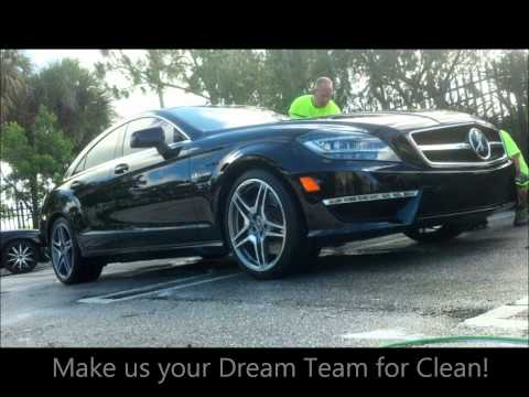 Gold Medal Mobile Auto Detail Company serving West Palm Beach cars, since 1988!