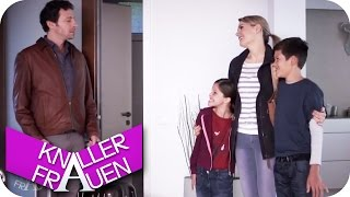 Patchwork Family & Fitness First - Knallerfrauen mit Martina Hill | Die 3. Staffel in SAT.1