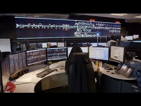 The Operations Command Center