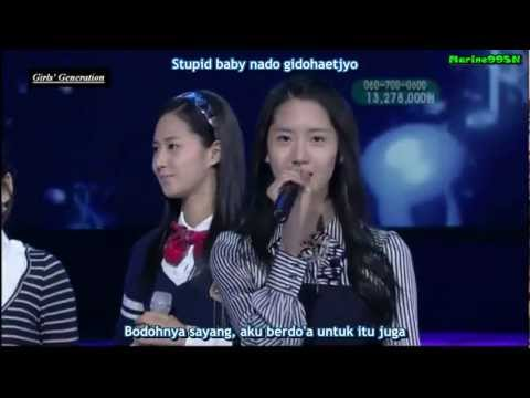 SNSD - Perfect for you (indo sub)