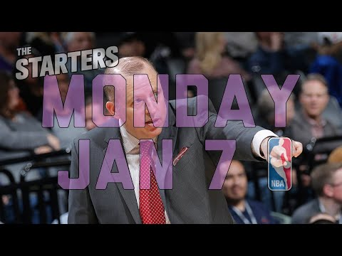 NBA Daily Show: Jan. 7 - The Starters