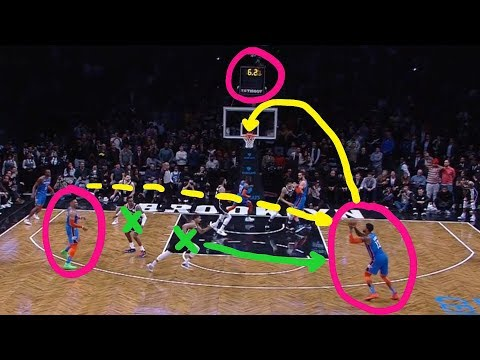 EXPLAINED: Paul George Game Winner Vs Nets