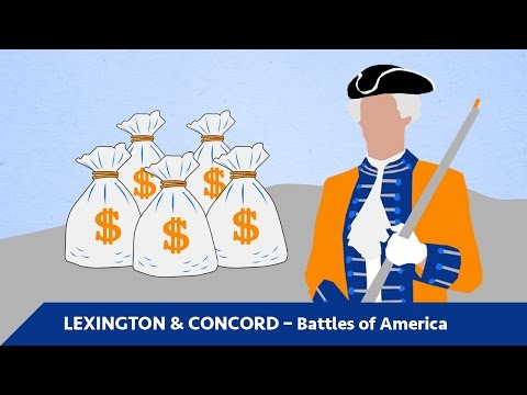 Lexington & Concord | Battles of America