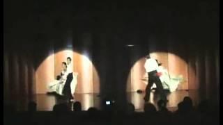 BUDANS - Pasodoble Zorro 2008