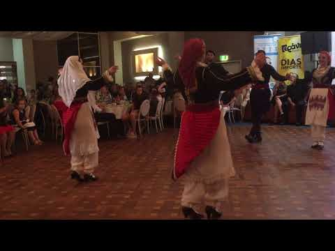 Cretan Association of Sydney  - senior group - 39th Annual CFANZ Cretan Convention