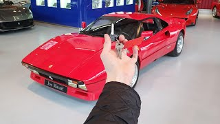 1985 Ferrari 288 Gto In Depth Exterior And Interior Tour Youtube
