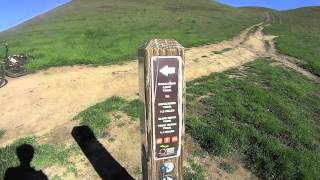 Alum Rock Park Mountain Bike Ride
