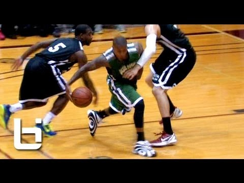 You Can't Guard 5'8 Isaiah Thomas! NASTY Handles & Game! Proves Size Doesn't Matter!