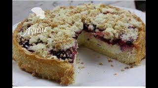 Bir pasta yaptim Şahane oldu I Orman Meyveli kremali Kolay Yaş Pasta Tarifi I Rote Grütze Kuchen
