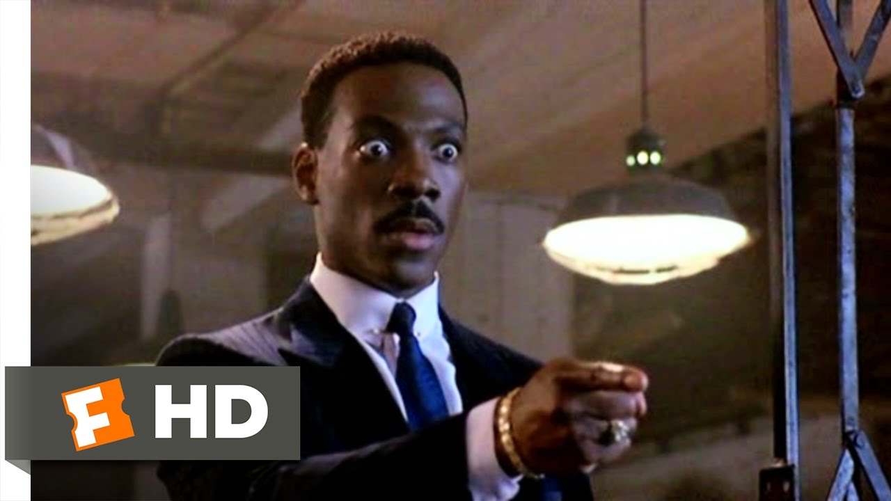 Beverly Hills Cop 2 8 10 Movie Clip You Calling Me A Cop 1987 Hd Youtube