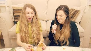 One of Rhiannon Ashlee's most viewed videos: Baby Food Challenge with CutiePieMarzia