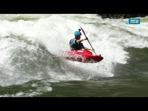 Kayaking the Mighty Zambezi - 4 Day Trip