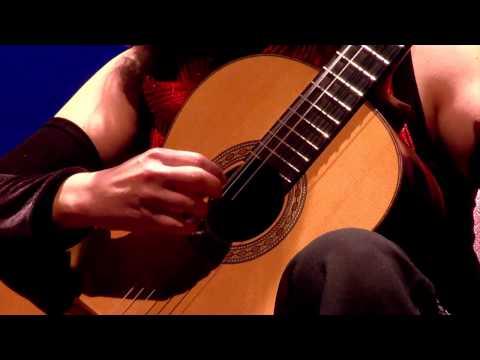 Classical guitar is NOT boring | Marina Alexandra | TEDxColumbiaSC