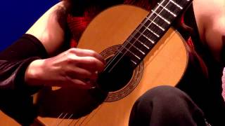 Classical guitar is NOT boring | Marina Alexandra | TEDxColumbiaSC