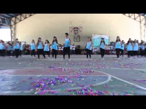 TOURISM 2B Modern Dance (P.E Fest)