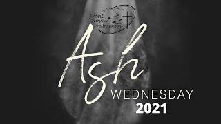 FRPC  Ash Wednesday 2021