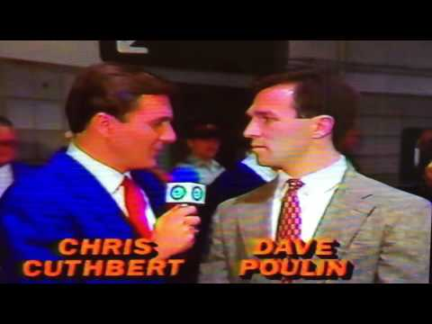 Dave poulin 1990 interview
