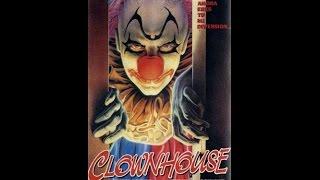 """""""Дом Клоунов"""" , ужасы horror film,1989"""