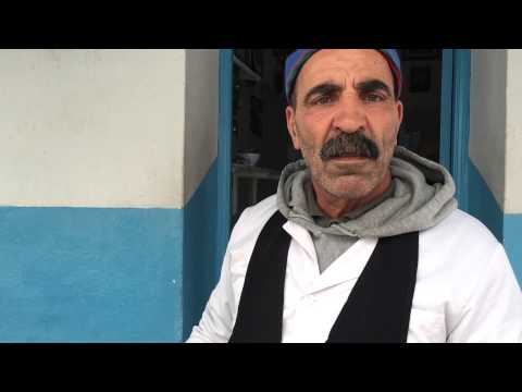 Taoufik aka Pharaon - Chef & Father in the Medina of Sousse.