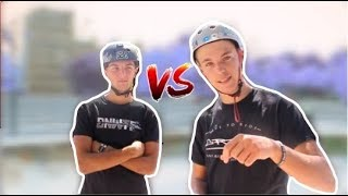 SCOOT 2 STREET VS ARTHUR BAILLY GAME OF SCOOT ! (Qui va gagner?)