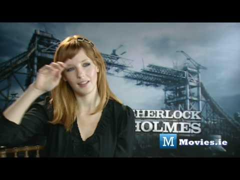 SHERLOCK HOLMES - Kelly Reilly plays Mary Morstan