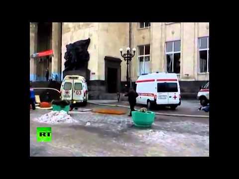 Теракт на вокзале в Волгограде: 16 погибших