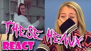 TEENAGERS REACT | Danielle Bregoli is BHAD BHABIE -