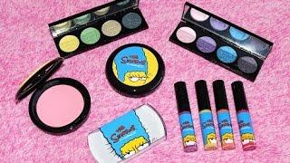 M.A.C Simpsons Haul Thumbnail