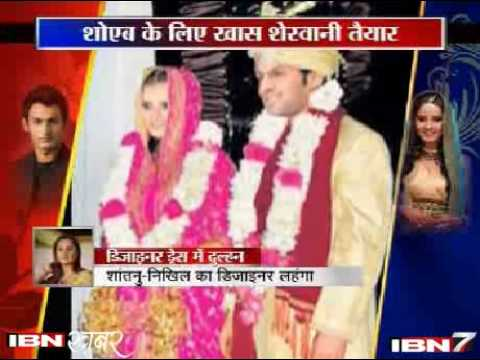 pt.2 Sania - Shoaib's Wedding:  A look at the list of special programs (In Hindi/Urdu)
