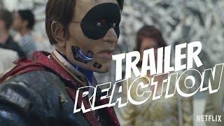 VELVET BUZZSAW Trailer Reaction (Netflix Horror)