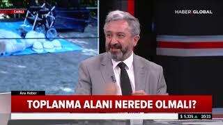 Bir Deprem Anında Toplanma Alanları Nerelerde ve Ne Durumda? Prof. Dr.
