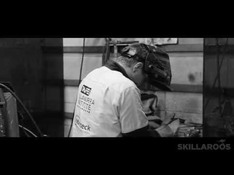 Meet: Kallon McVicar, 2015 Skillaroo - Welding