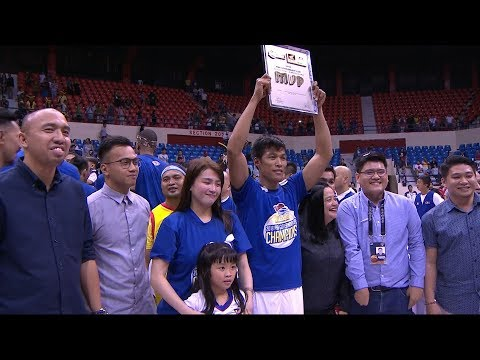 Mark Barroca bags 2018 Governors' Cup Finals MVP plum