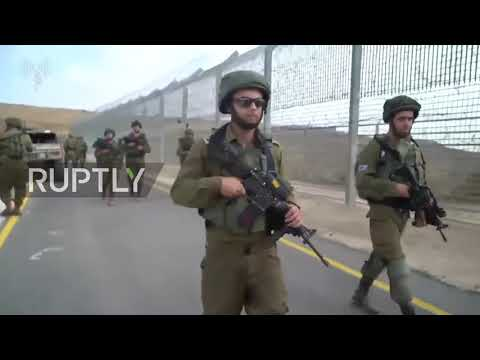 Israel: Israeli Air Strike Kills 7 Militants In Golan Heights - IDF