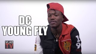 DC Young Fly on Having a Lesbian Best Friend: She Thinks She's a Man! (Part 8)