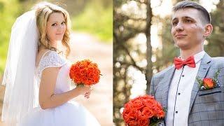 Вика и Саша Запорожье, аэрофотосъемка. молодость, любовь и самые красивые минуты свадьбы. Видео